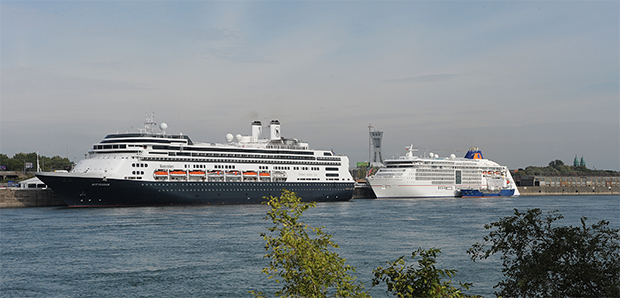 Cruises Port of Montreal